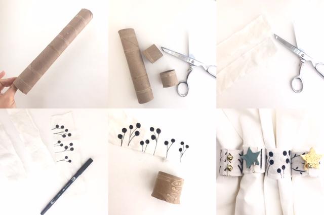 Handmade Napkin Rings 3