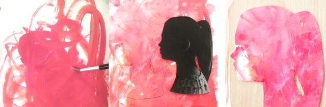 Silhouette Portrait 7