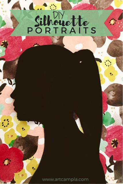 Silhouette Portrait 9