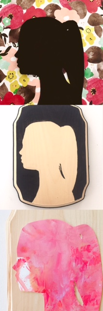 Silhouette Portrait 8