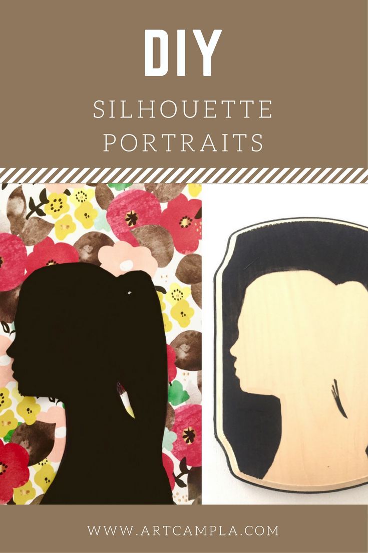 Silhouette Portrait 10