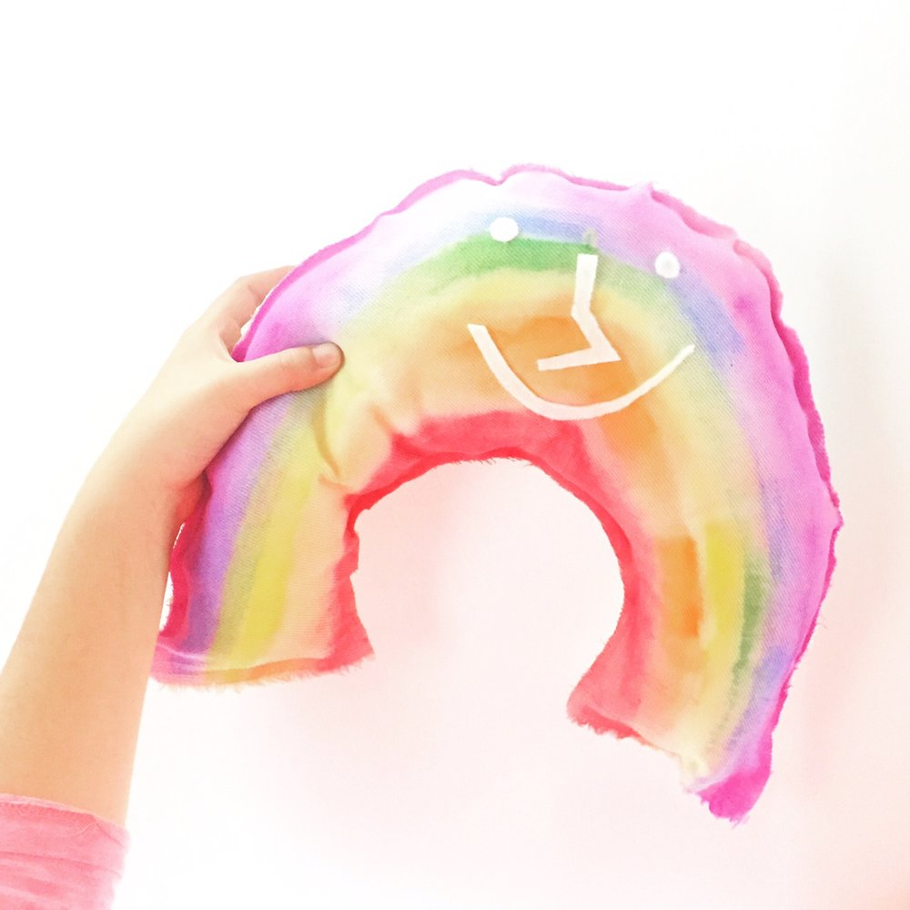 Kids DIY Pillow 6