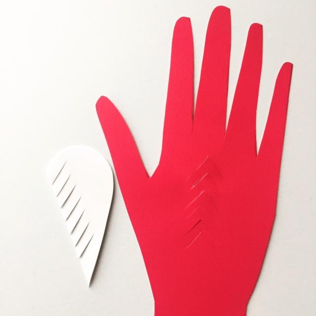 Paper Cut Valentine 7