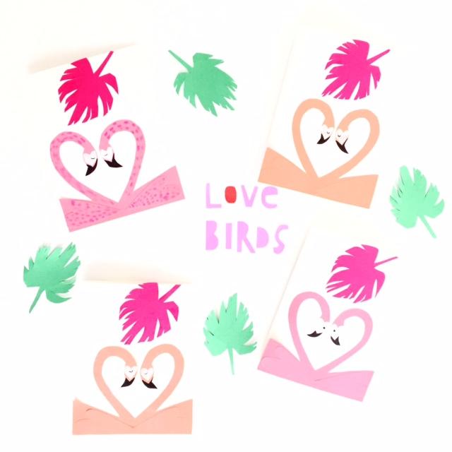 Flamingo Valentine 6