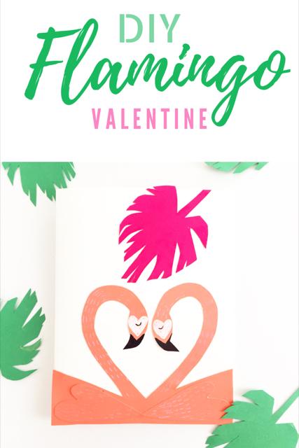 Flamingo Valentine 8