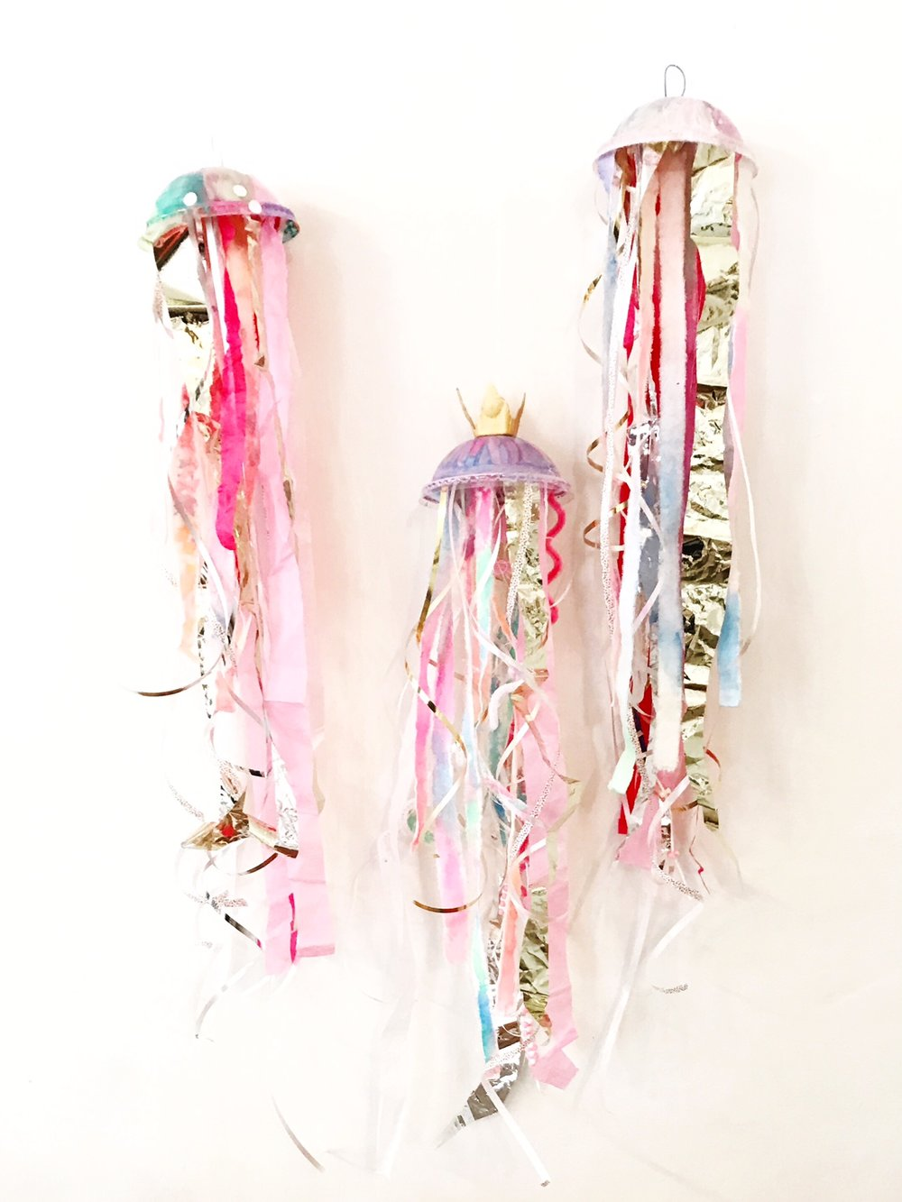 3-D Jellyfish 7