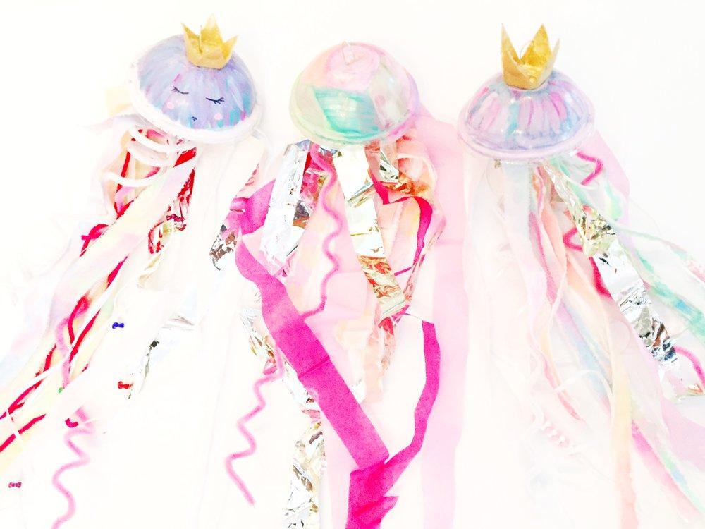 3-D Jellyfish 5