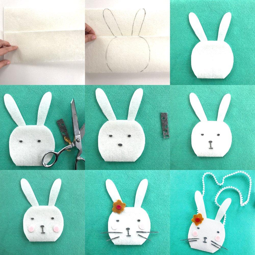 Bunny Purse 3