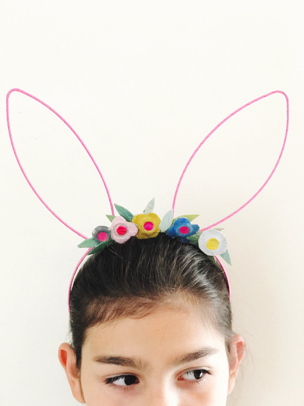 Flower Crown Bunny Ears 10