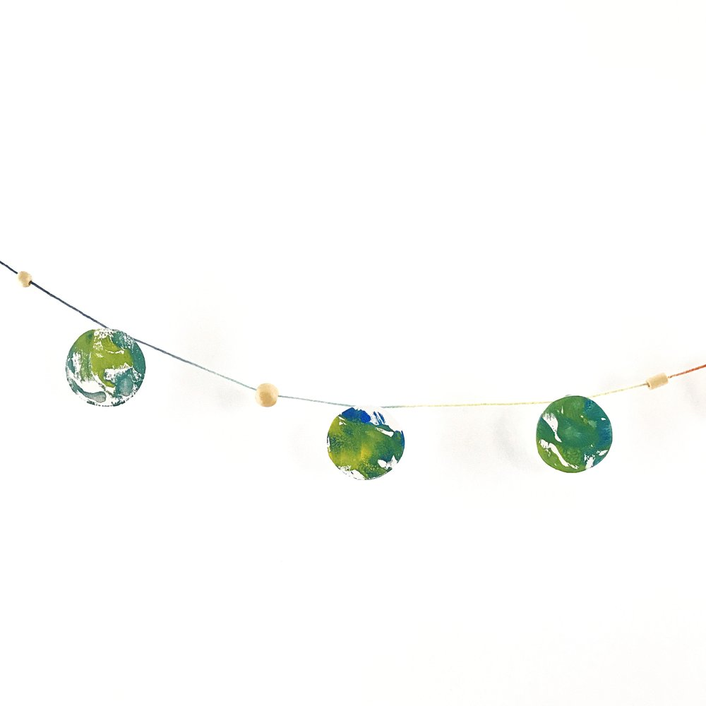 EARTH DAY GARLAND