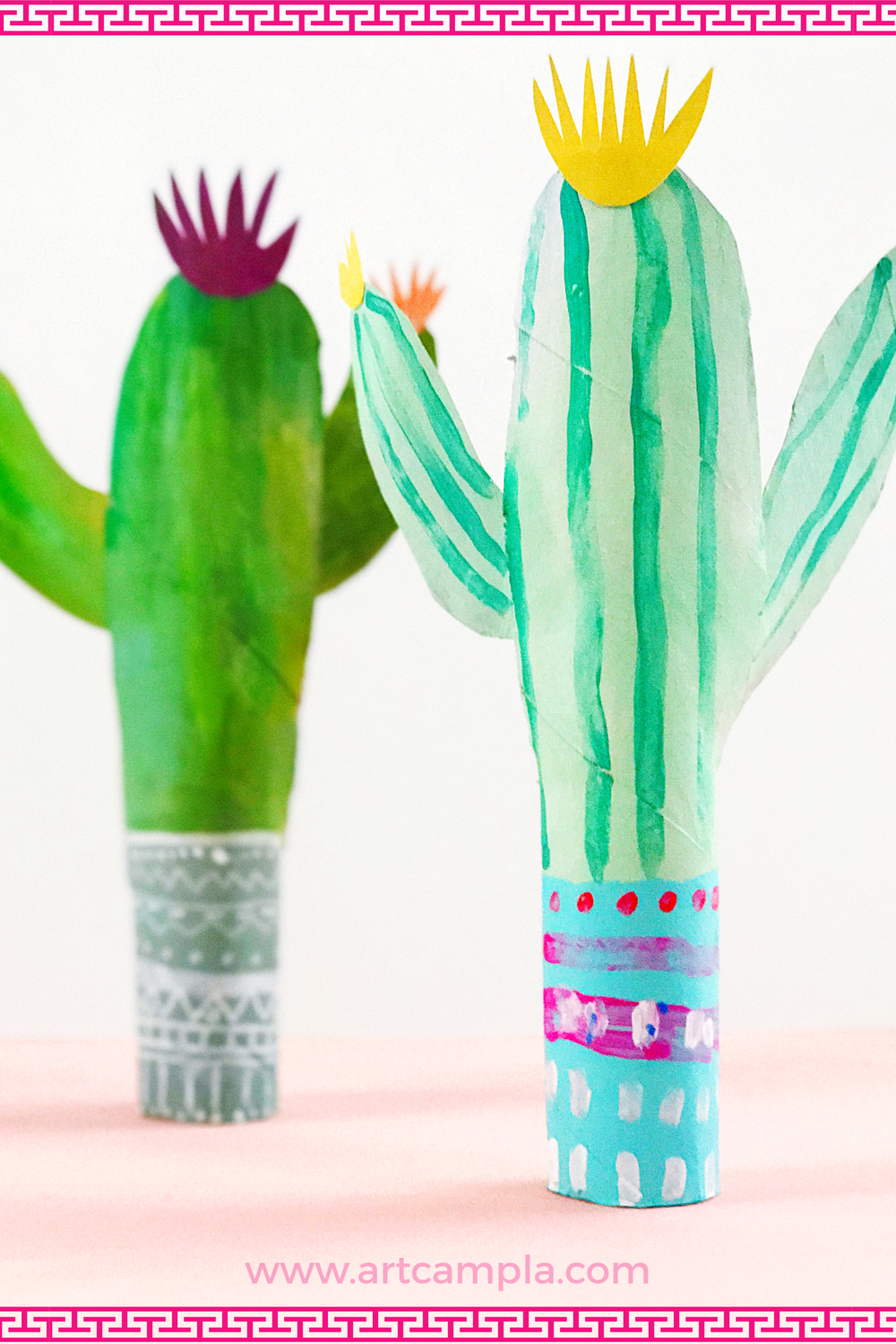 Paper Roll Cactus 6