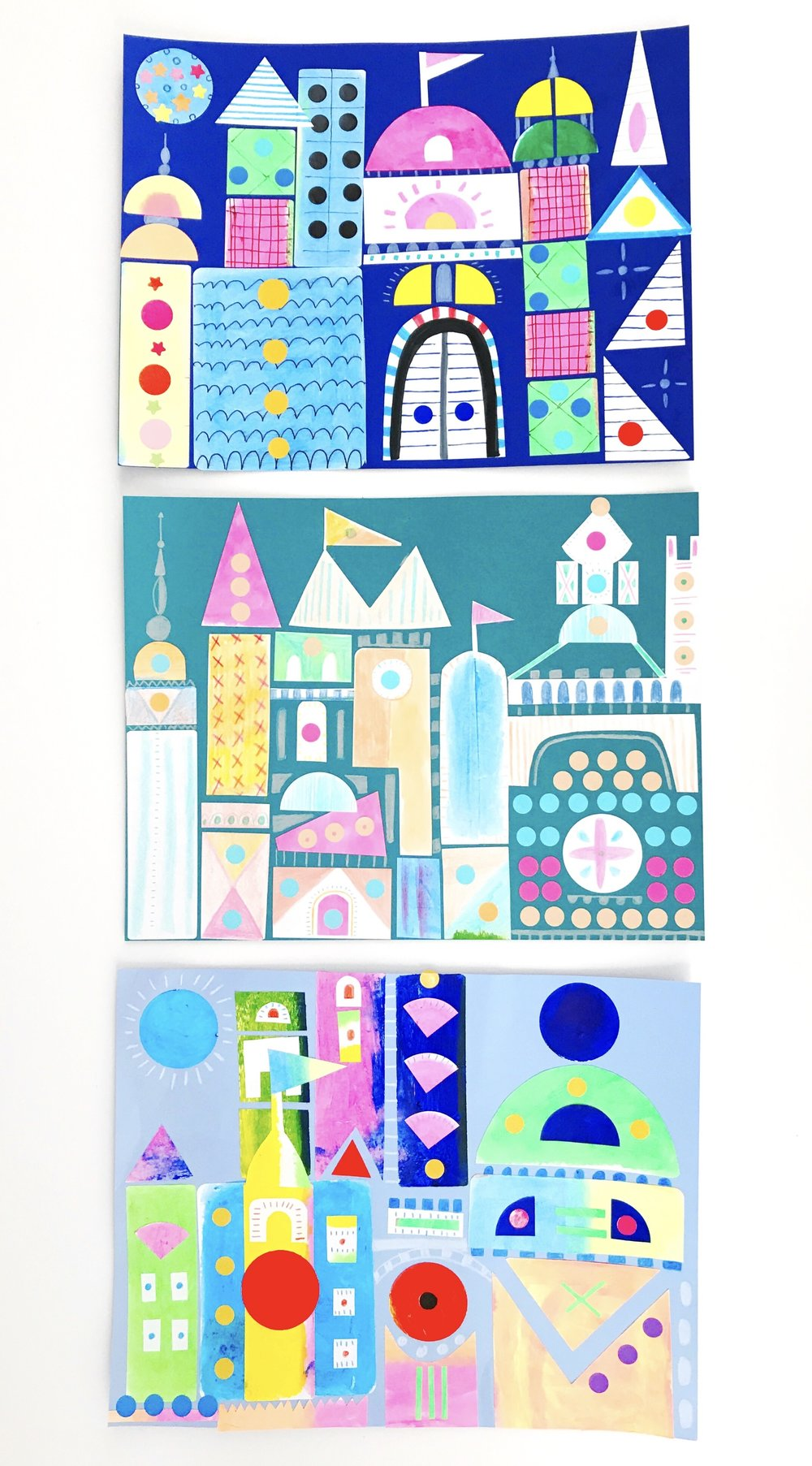 Sticker Castle 9