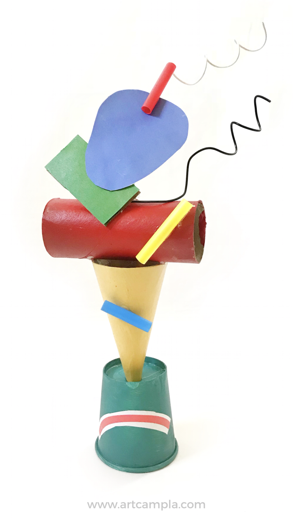 Miró Inspired Sculptures