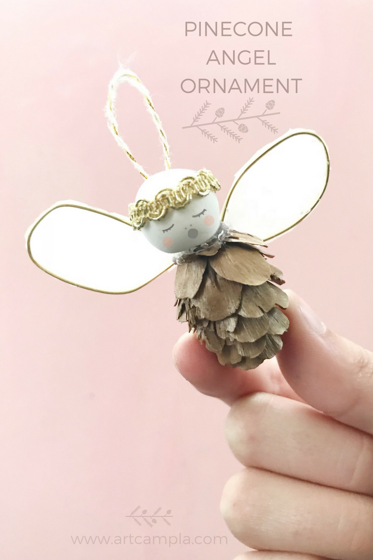 Pinecone Angel Ornament.png