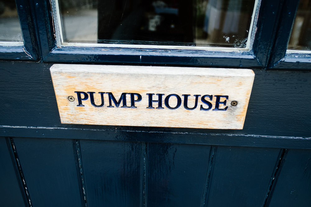 The Pump House atMerriscourt Wedding Venue, Oxfordshire
