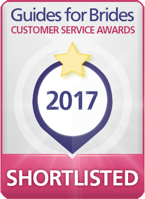 Guides for Brides customer service award nomination 2017