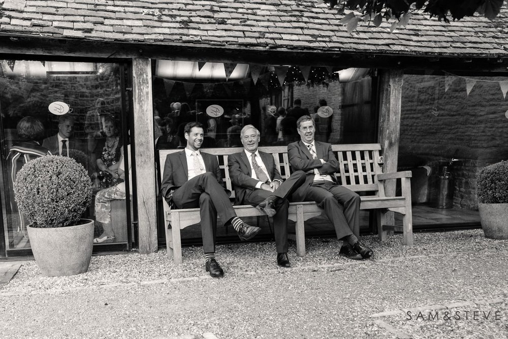 The Wedding of Jen and David and The Tythe Barn, Bicester