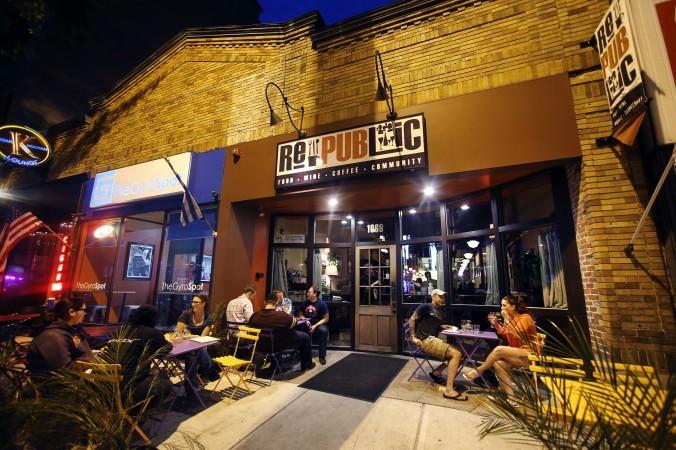 Republic , 1069 Elm St.