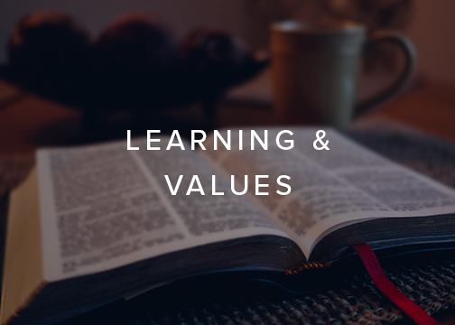 Jewish Learning and Values