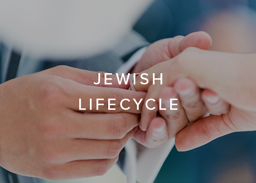 Jewish Lifecycle