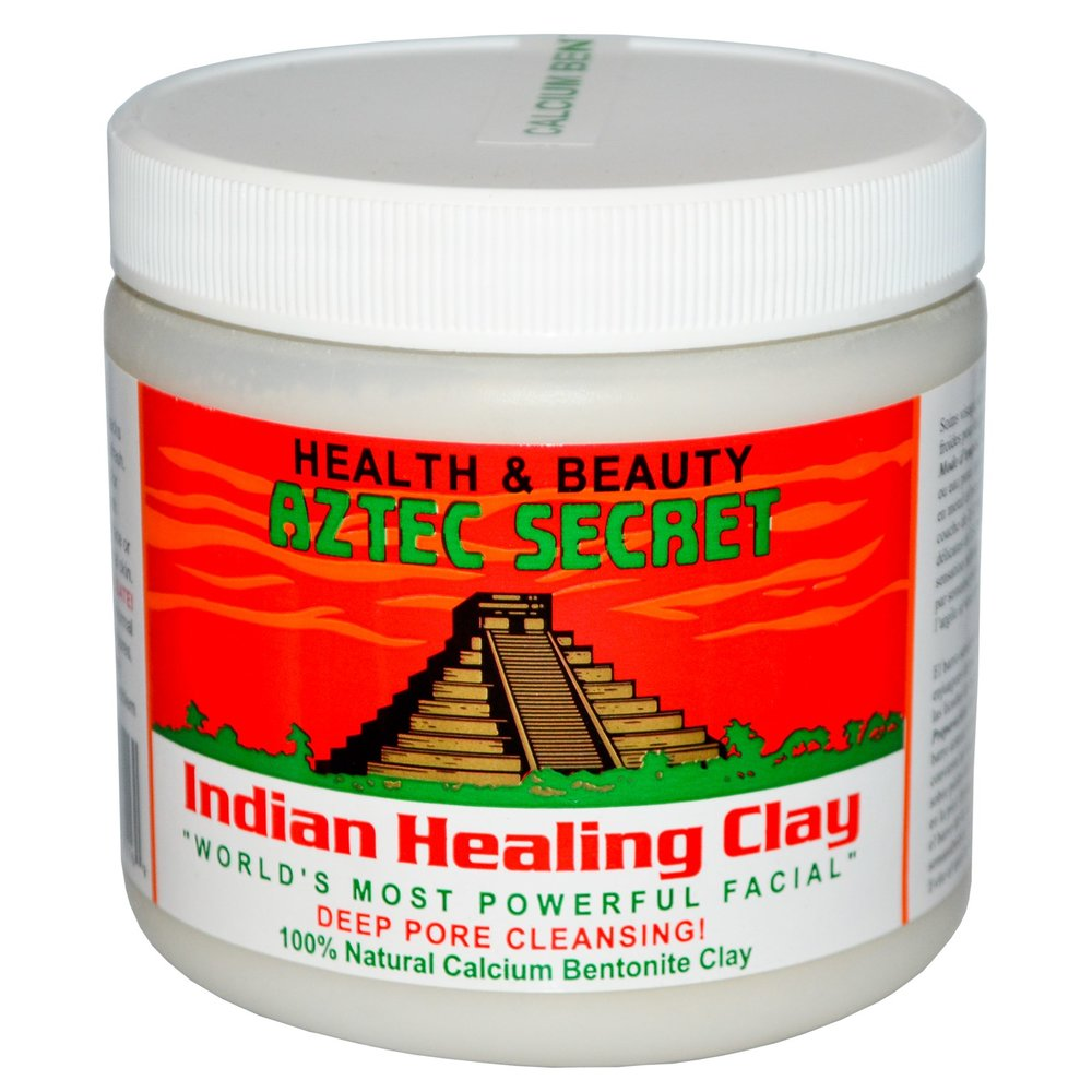 Aztec Indian Healing clay  here