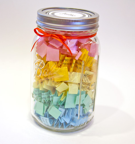 Scripture jar kit