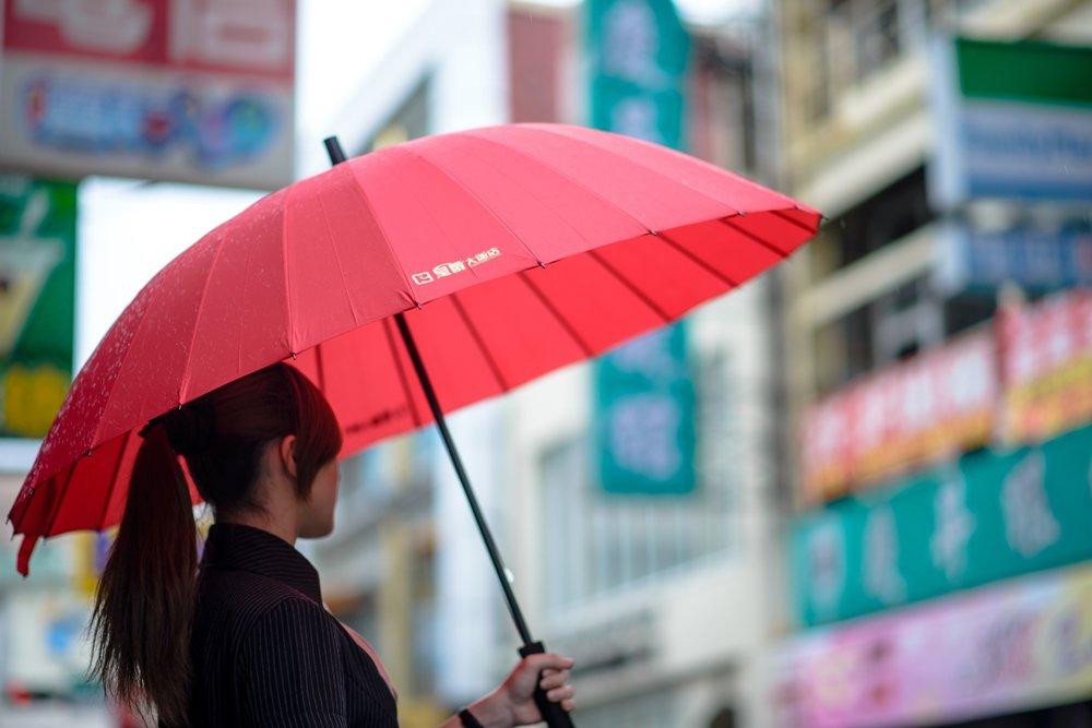 雨傘 - 無料貸