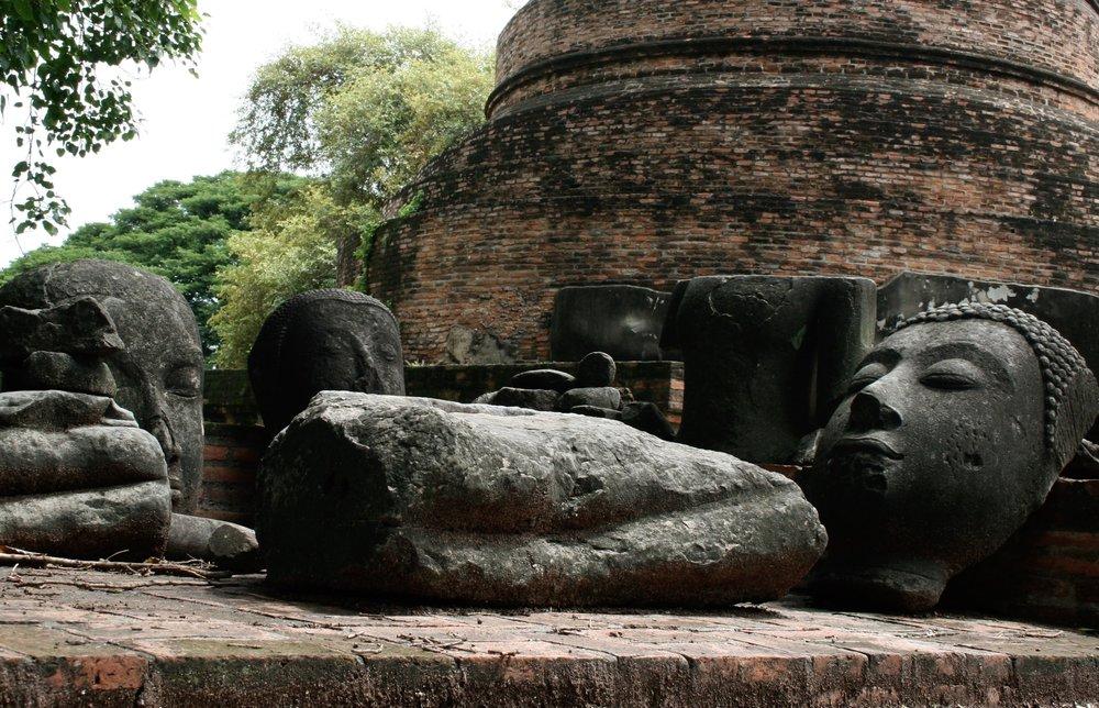 """Embodiment"" Thailand, 2012"