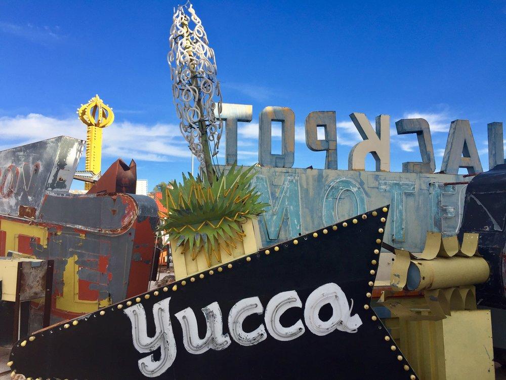 """""""Yucca"""" Las Vegas, 2016"""