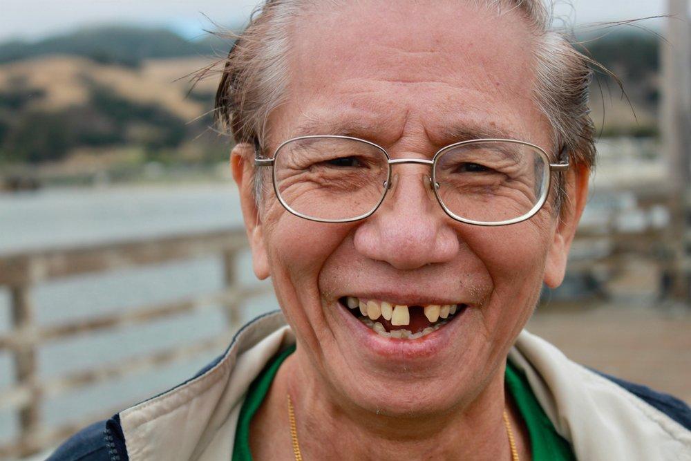 """""""Hainanese Grandfather"""" San Luis Obispo 2012"""