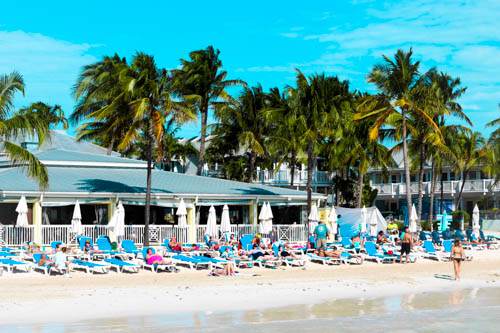 South Beach, Key West.