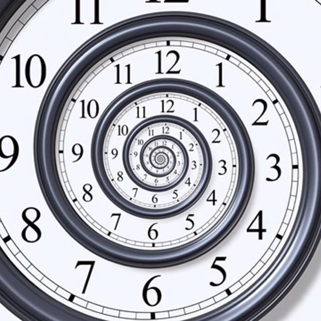 What if the very hands of time, in a closed, even terminal entropy, could be slowed? What if they could even be stopped? — Richard D., Oct 2015