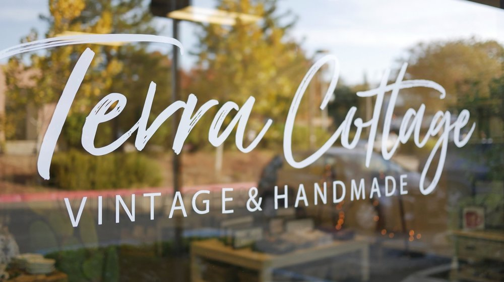 Terra Cottage - 8405 Sierra College Blvd Suite BRoseville, CA 95661Open 11-6 Wed-Fri & 9-6 Sat-Sunhttps://terracottageshop.com
