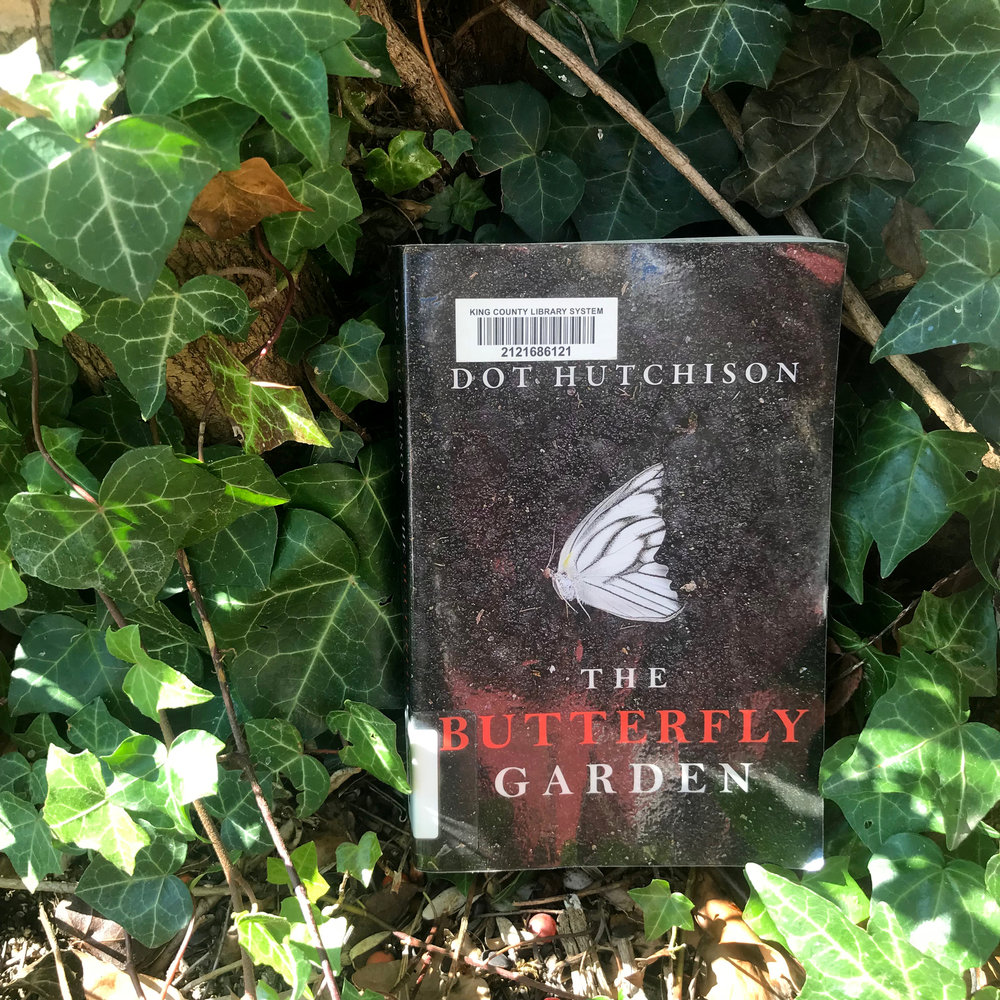 book review the butterfly garden by dot hutchison - Butterfly Garden Book