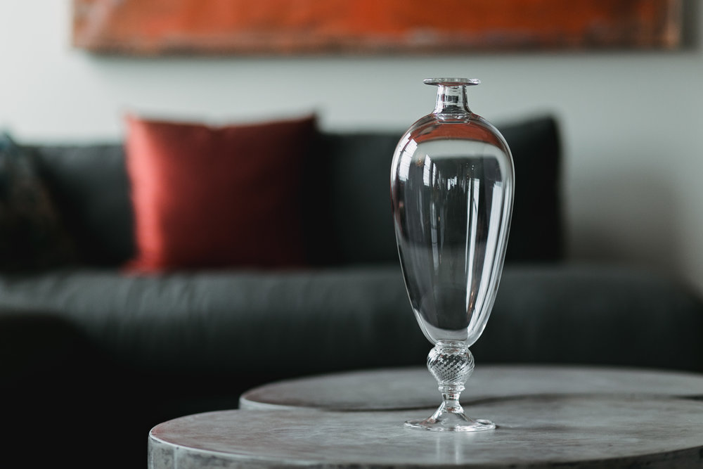 Glass Samuel F Spees