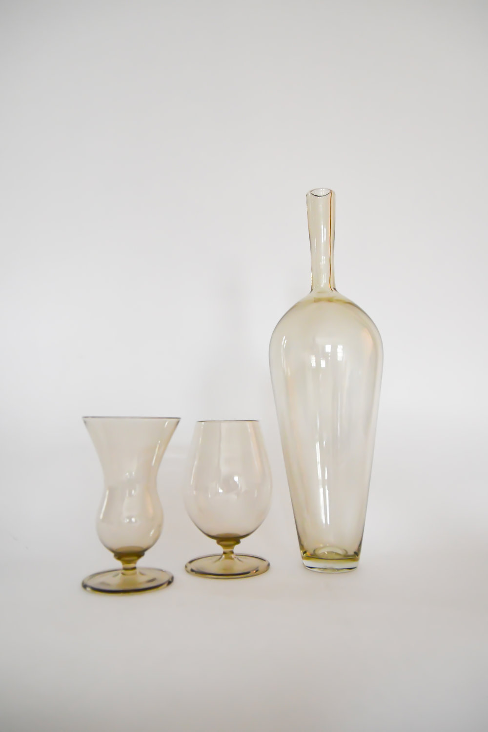 Bottle and Cup Set.