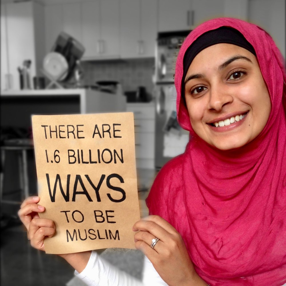 Being  #Muslim means feeding people as soon as they walk through the front door and making sure they leave with a full stomach.