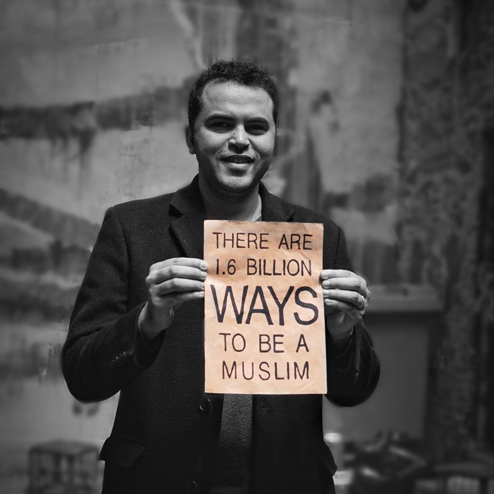 I'm a Melbournian, originally from Egypt. To me, being  #Muslim means striving to be good and nice to everyone. It gives me a sense of belonging. It is a part of who I am and a part of my identity - Matt .
