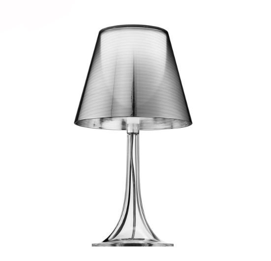 Flos -Table - Miss K in Anodized Silver.JPG
