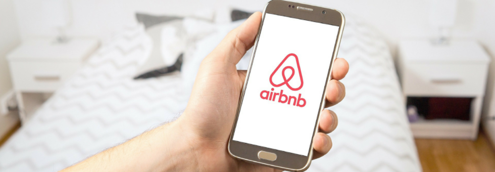 Luckily, the founders of AirBnB can now pay their rent.