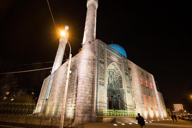SPB Mosque