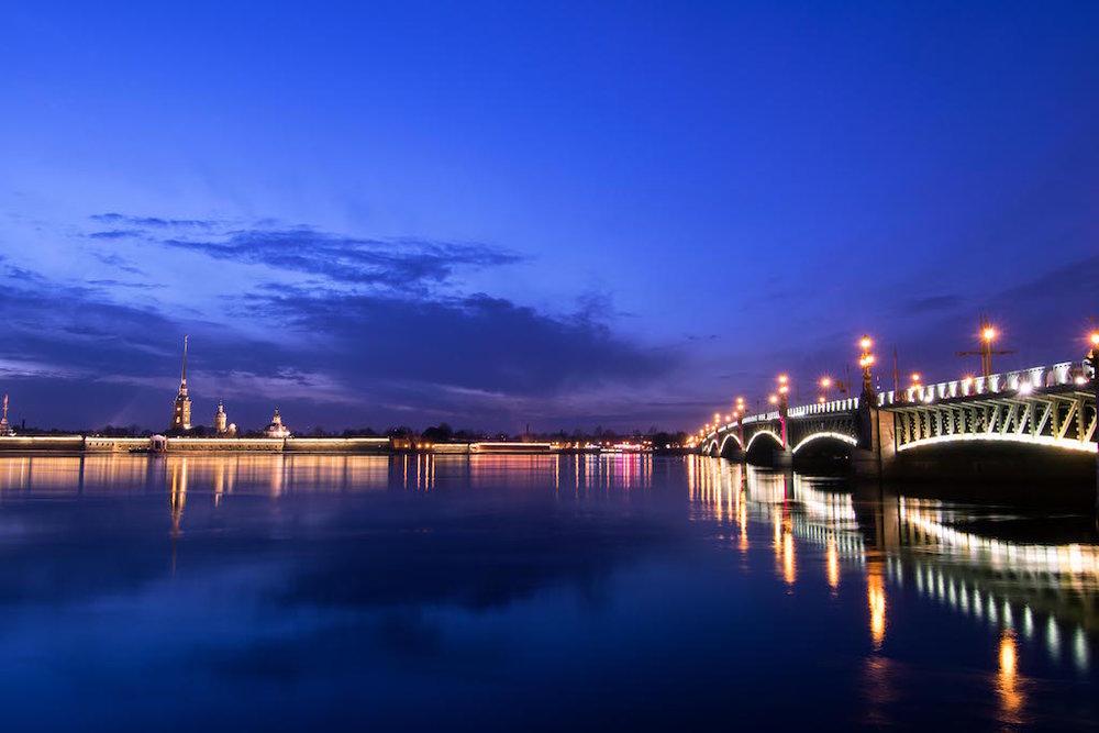 Neva Bridge