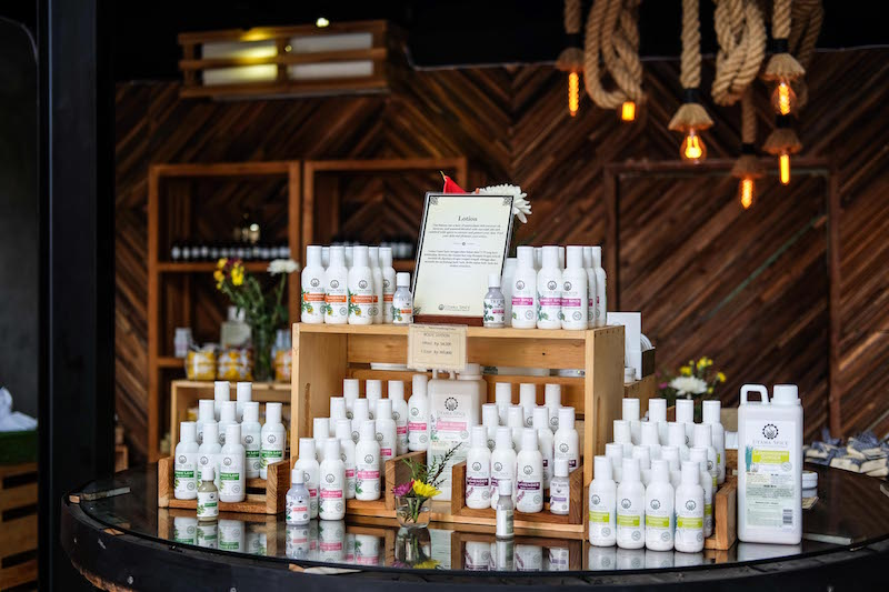 essential oils utama spice