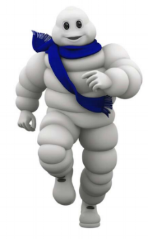 A bulky Michelin