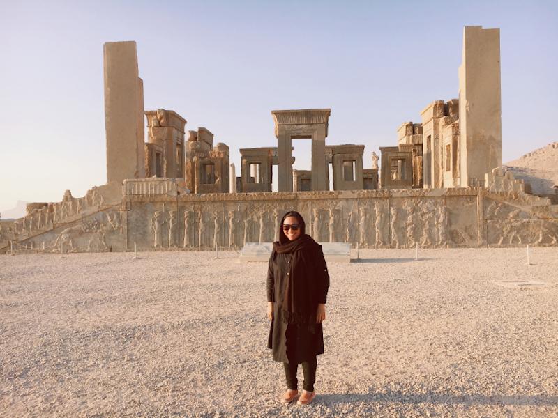 Persepolis. Pic MIss_Yane