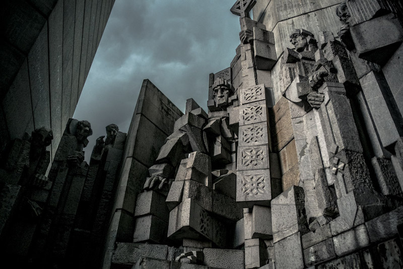 Shumen Monument. Pic Atlas Obscura