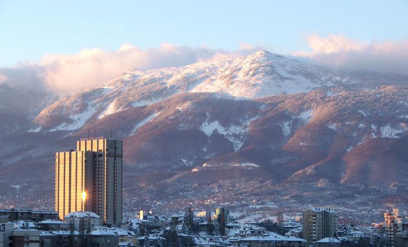 Sofia City. Pic Google
