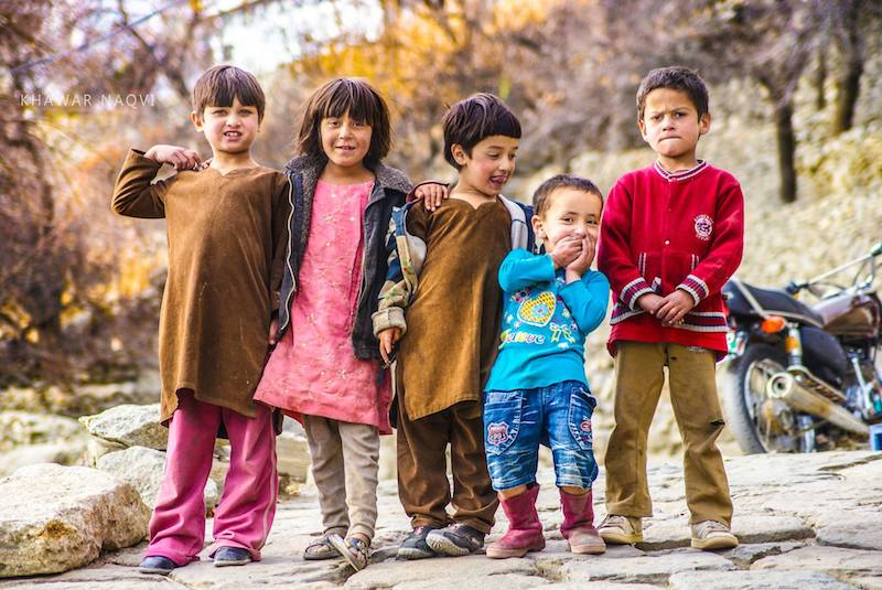 Hunza People, Gilgit Baltistan. Pic Google.
