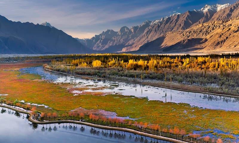 Skardu, Gilgit Baltistan. Pic Google.
