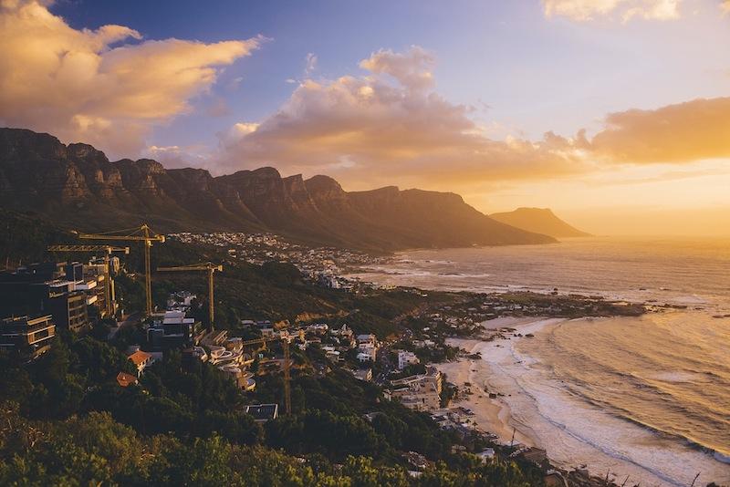 Cape Town. Pic Google.
